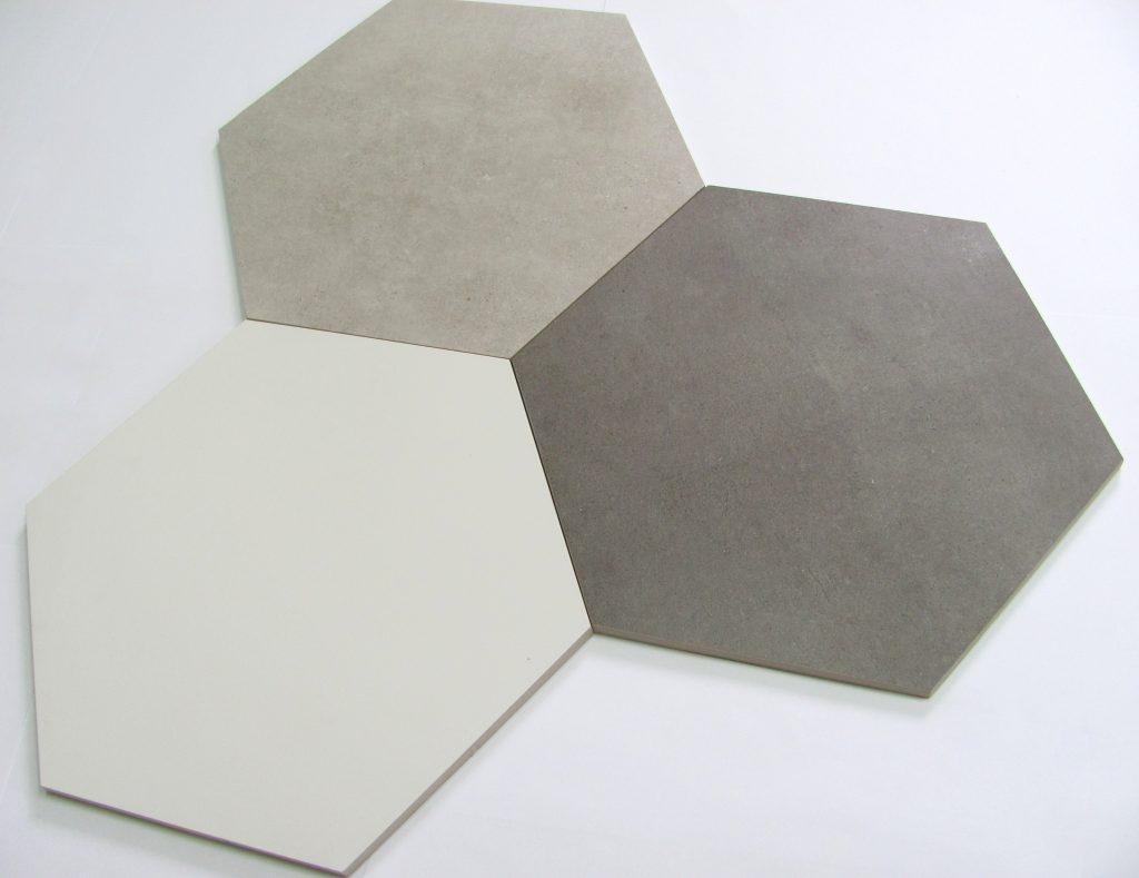 BETONIC HEXON mix-biały