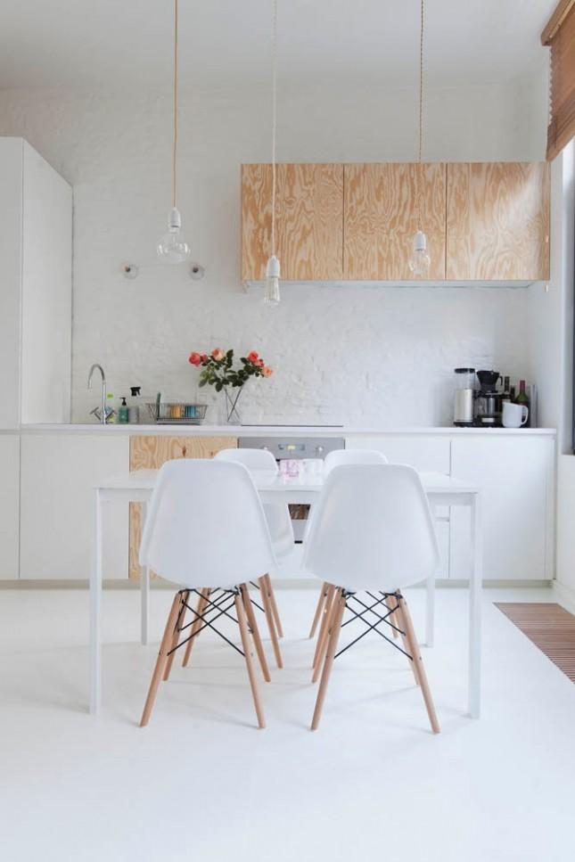 kuchnia podłoga SUPER WHITE