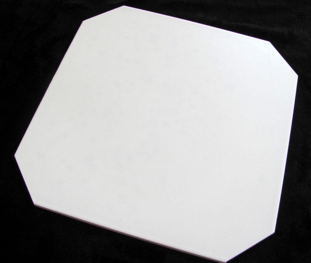 płytka oktagonalna OCTAGONO white satin 33,3x33,3 4