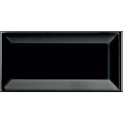 METRO PARIS black 20×10 1