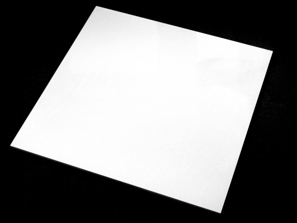 gres biały matowy SUPER WHITE