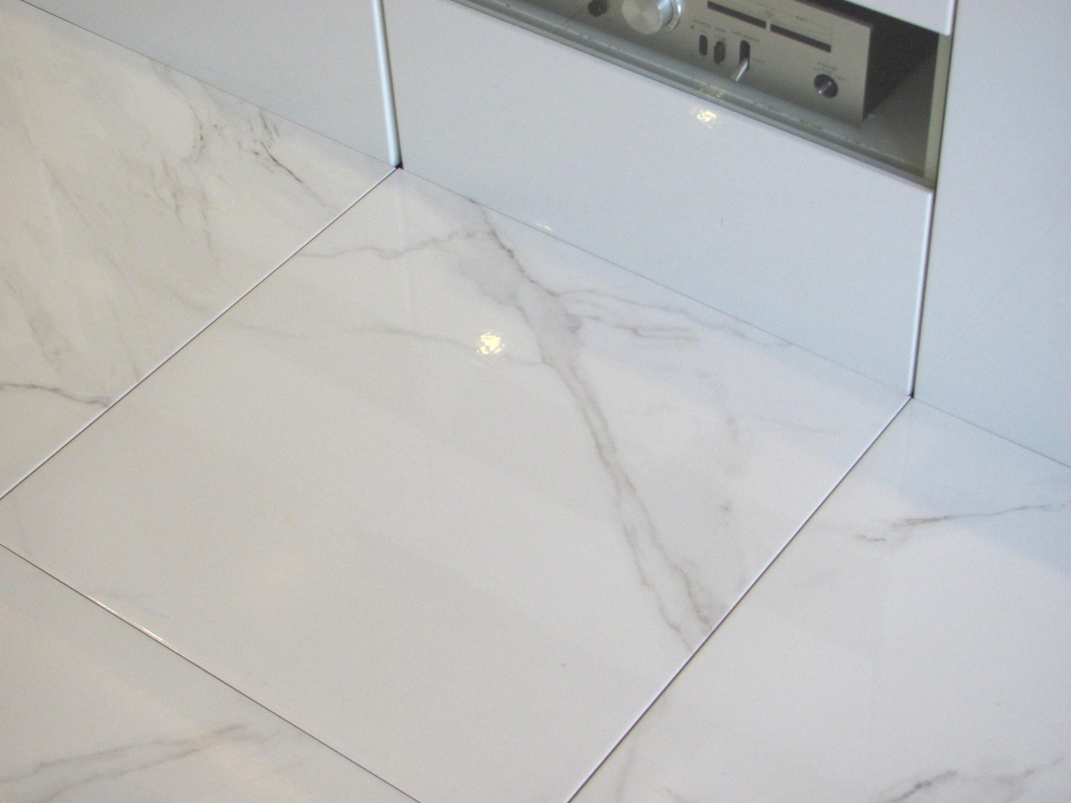 Gres Carrara 60x60 5990m2 Imitujący Marmur Połysk