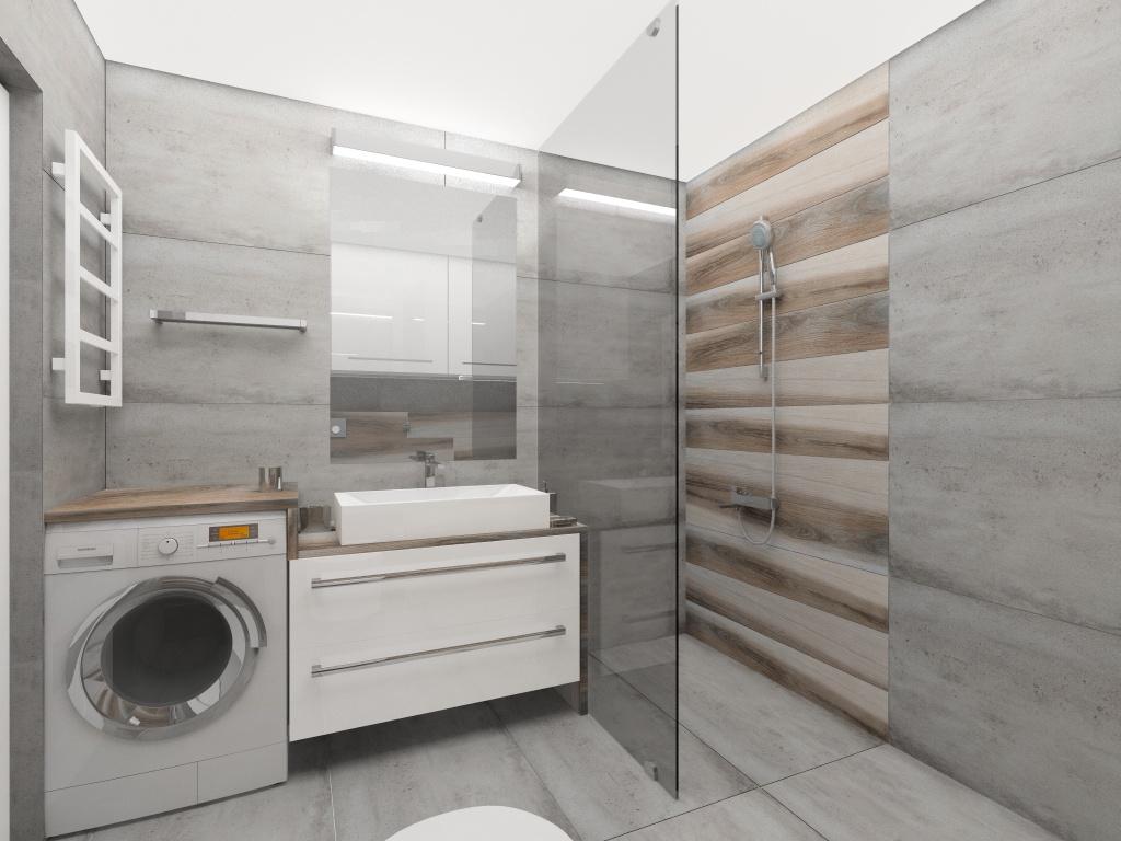 łazienka Styl Skandynawski Inspiracje Kaflando
