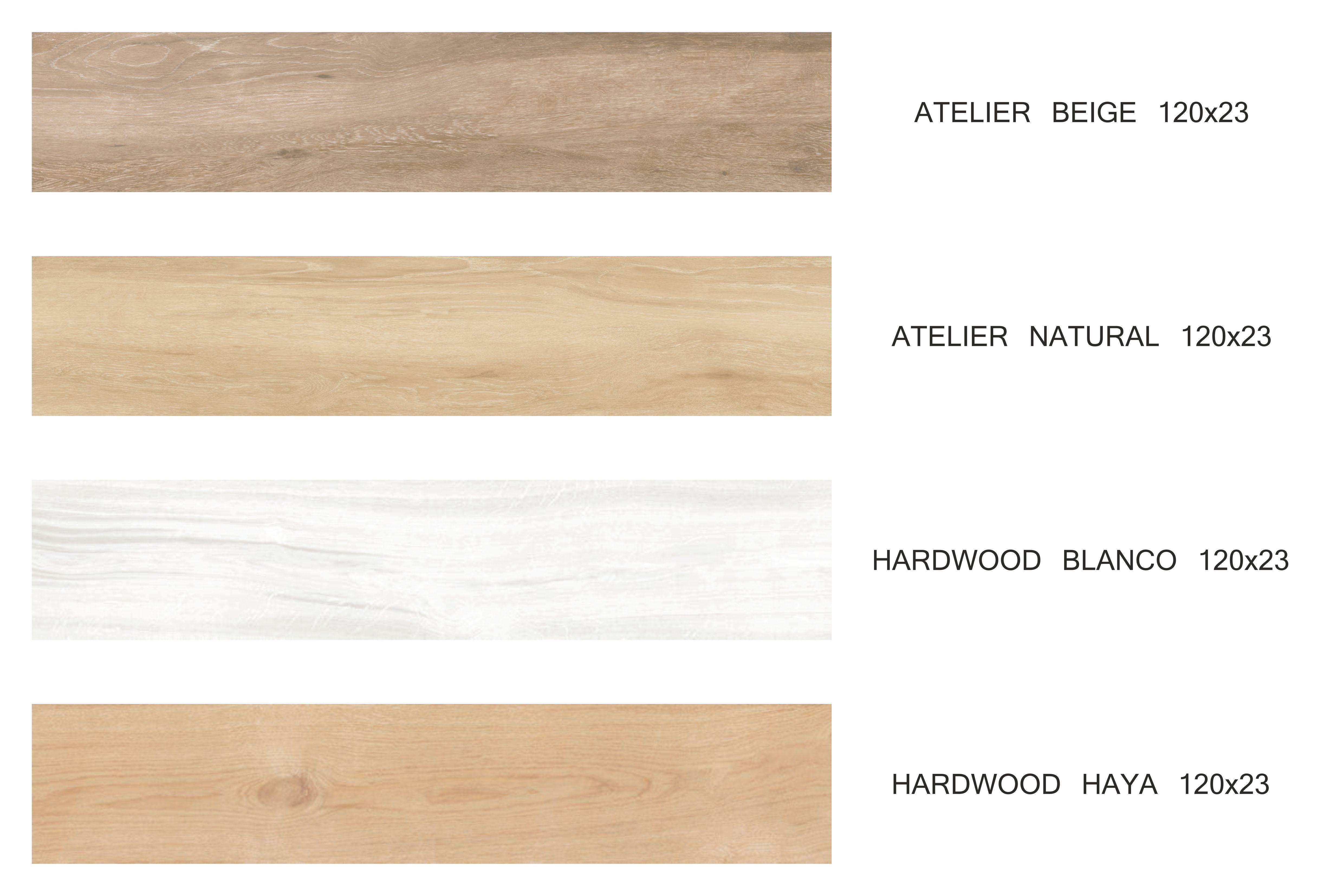 Płytki Drewnopodobne 120x20 Jasne Od 5990m2