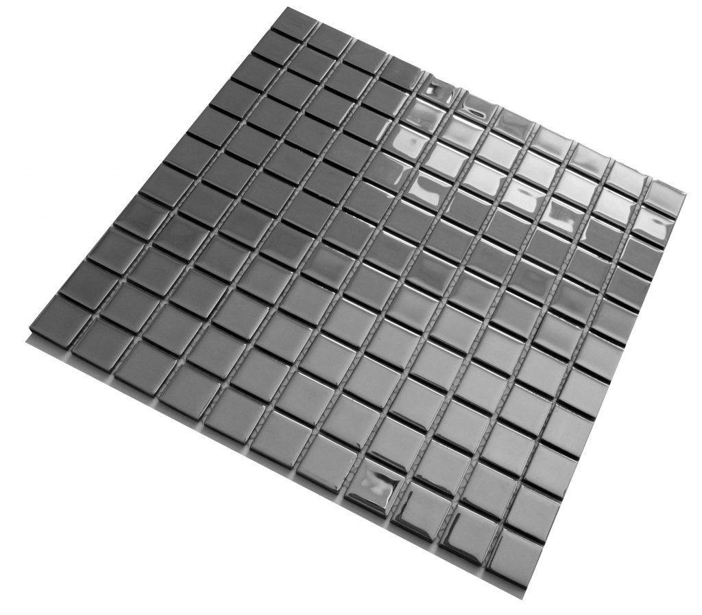 mozaika szklana CHROM 30x30 1