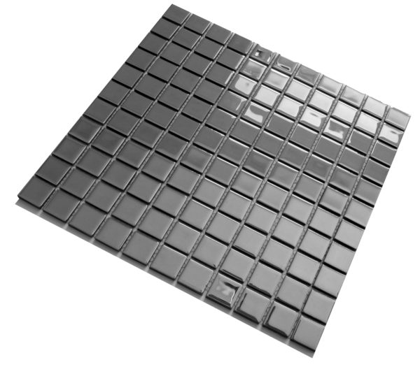 mozaika szklana CHROM 30×30 1