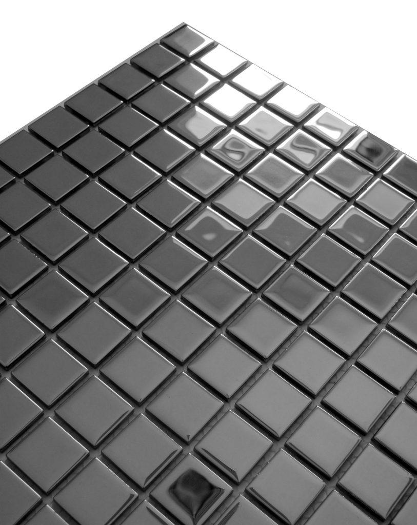 mozaika szklana CHROM 30x30 2