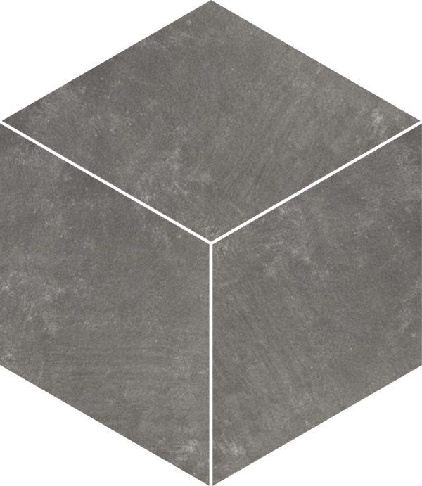 ROMBUS ASSEN 52×30 grafit x3szt