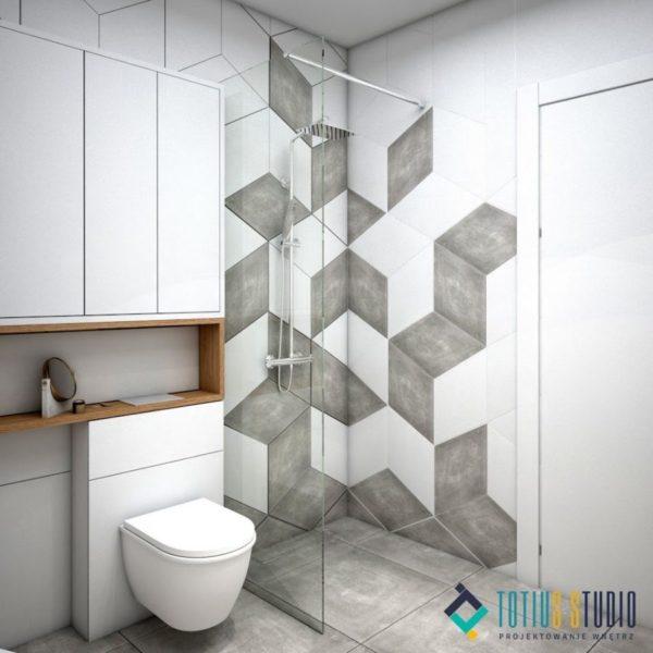 łazienka ROMBUS ASSEN GRIS 52×30 v2