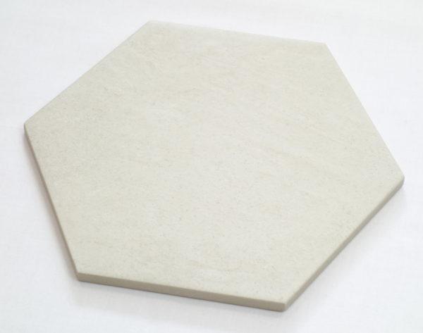 HEXA CEMENTO WHITE 20×17