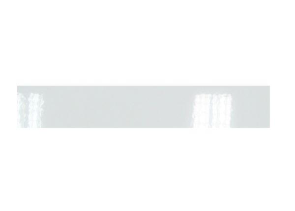 glazura WHITE BRILLO biała cięta 30×5 miniatura