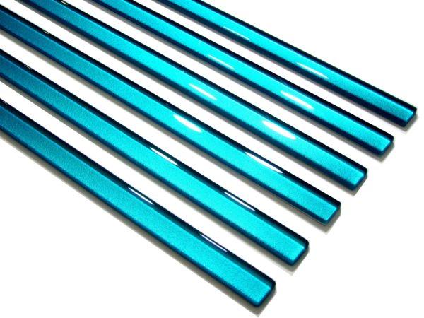 listwa szklana turkus niebieski mozaika (1)