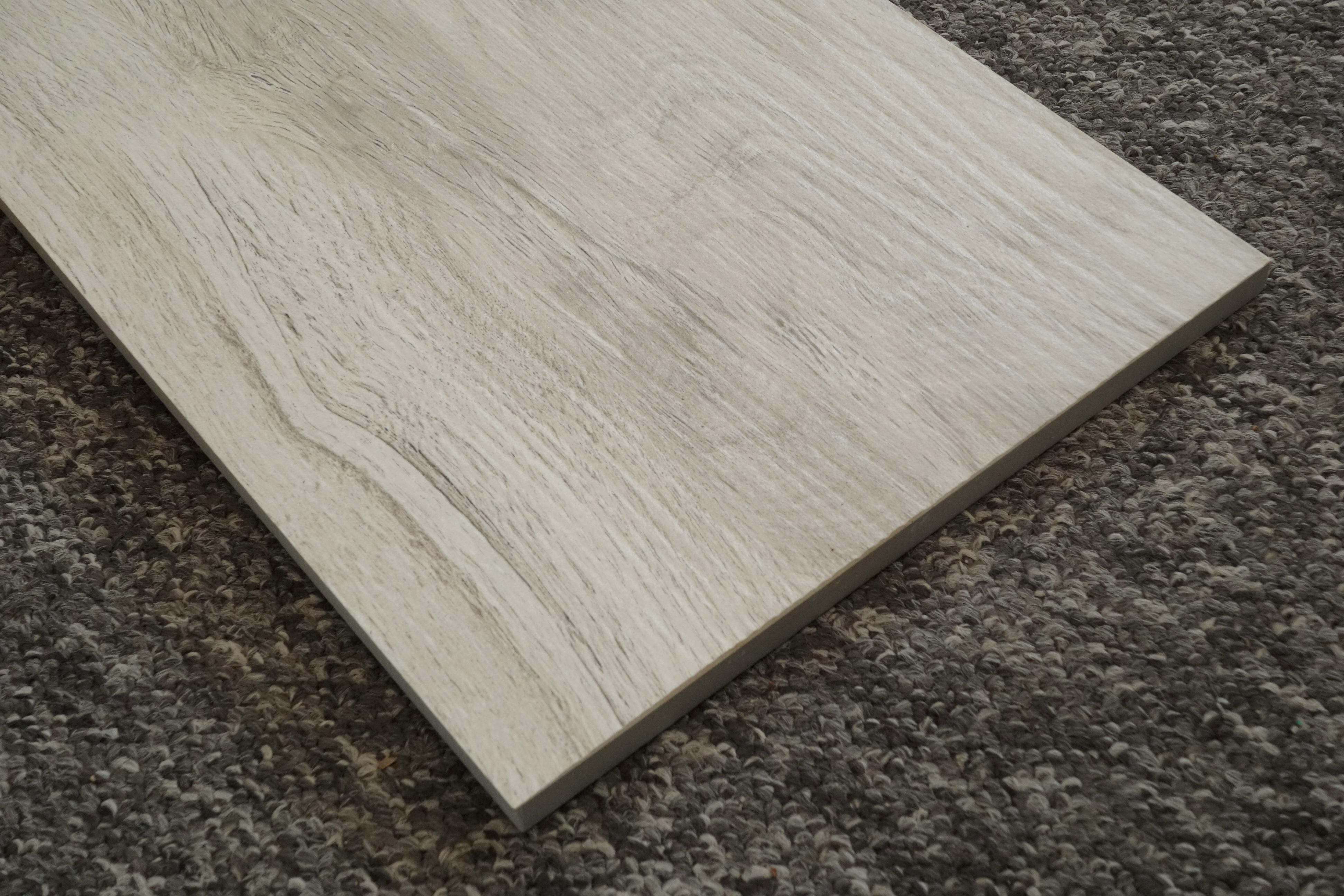 Płytki Drewnopodobne Szare 120x20 Boston Grey Rektyfik