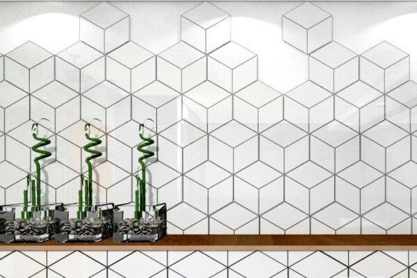 equipe wall rhombus 1++