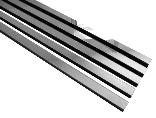 LISTWA steel 12 lustrzana 2