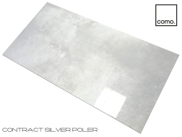 CONTRACT SILVER POLER napis