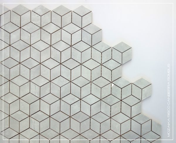 mozaika CANBERRA ROMBUS NAPIS
