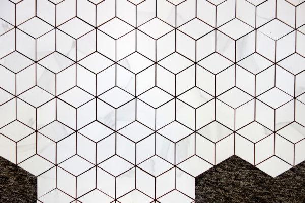 mozaika NEPTUNE 3D zbiorcze dywan