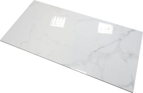 gres CARRARA HORN 120×60 białe tło