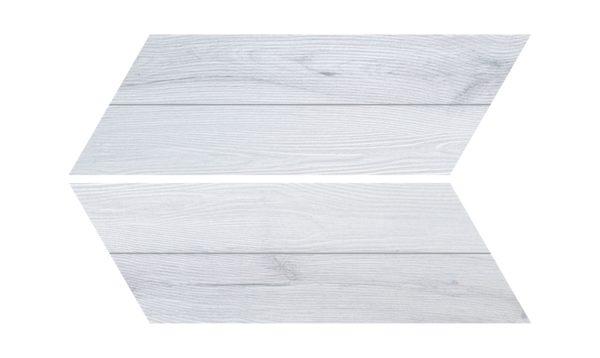 CHEVRON CHARISMA WHITE X2 KOMPLET