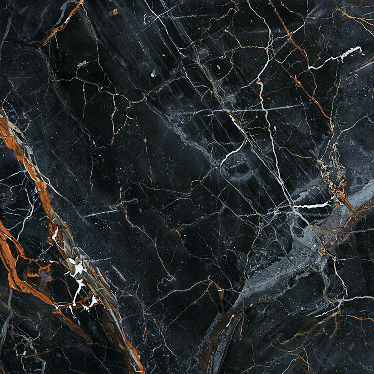 gres czarny marmur 120x120
