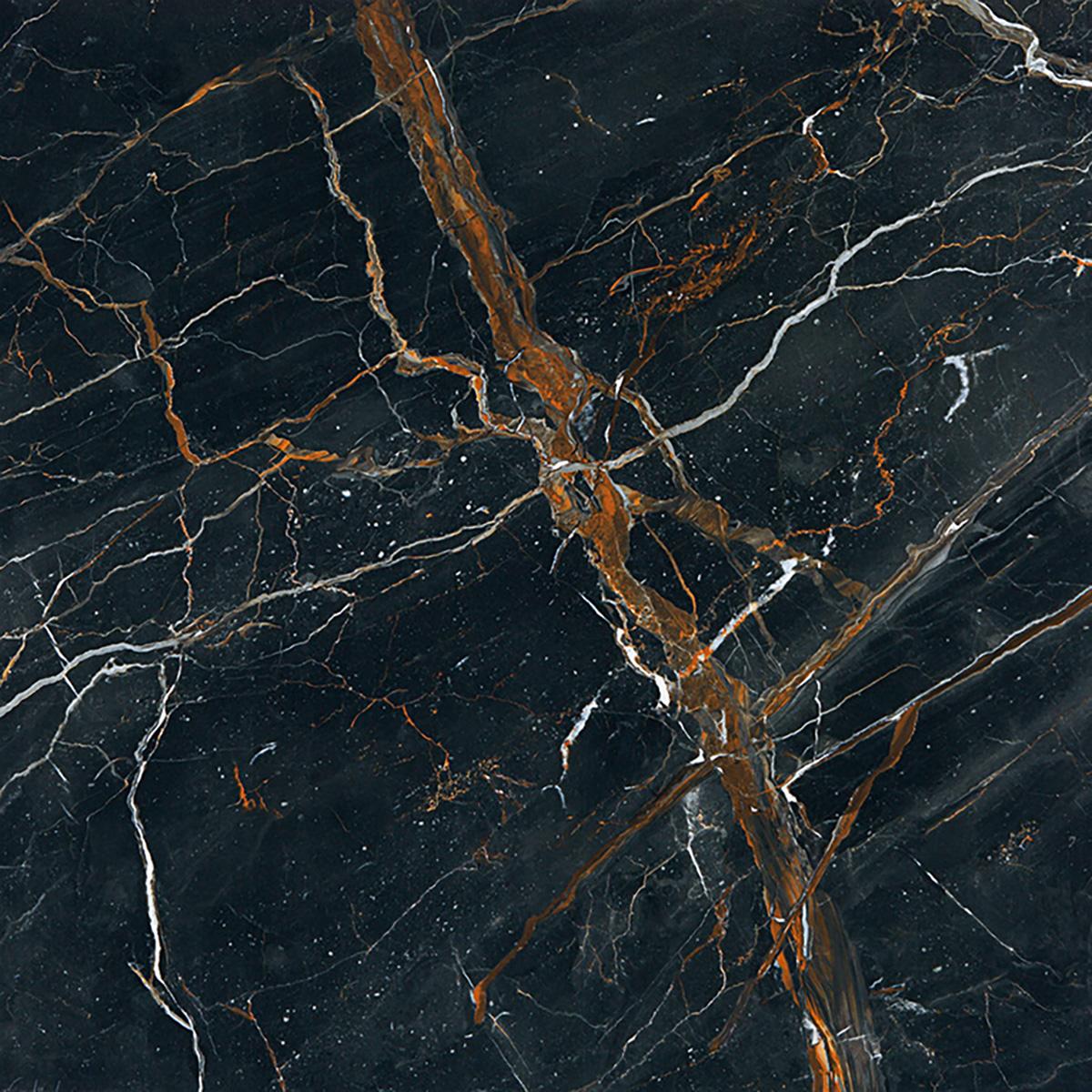 płytki czarny marmur 120x120